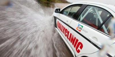 [Rally Clinic] Racen in Weeze met CSN Groep