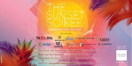 Sunset Soiree at The Delano tickets