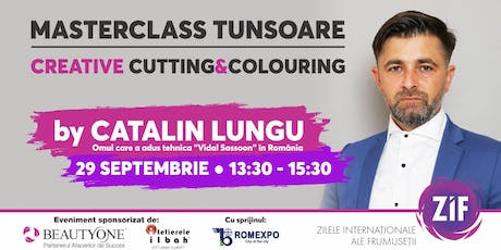 Masterclass Creative Cutting & Colouring by Catalin Lungu tickets