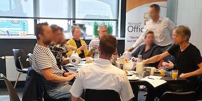 Werkgeluk lunch voor ondernemers