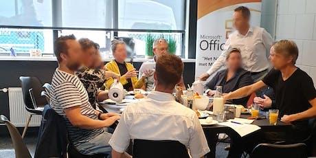 Werkgeluk lunch voor ondernemers tickets