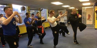 Adults Wing Tsjun Self Defence @ Langside Halls Yurt (Doors Open Days)