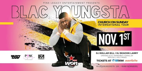 Blac Youngsta Live in Concert Tickets