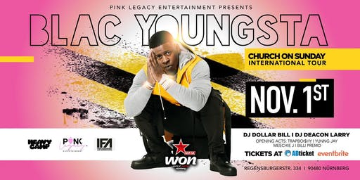 Blac Youngsta Live in Concert