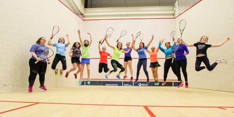 Women's Squash Week Taster and SM Cricket Sale Evening @Marple Sports Club tickets
