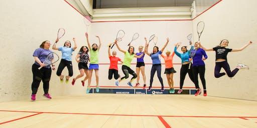 Women's Squash Week Taster and SM Cricket Sale Evening @Marple Sports Club