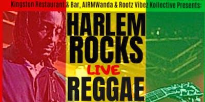 HARLEM ROCKS LIVE REGGAE