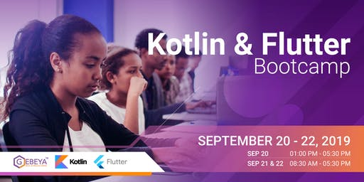 Kotlin and Flutter Bootcamp