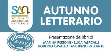 presentazione libro La Bibbia dell'Ecologia 26 ottobre - Cerreto d'Asti tickets