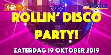 Rollin' Disco party kids (1 uur) tickets