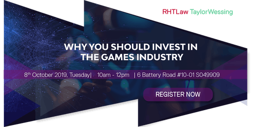 Why You Should Invest In The Games Industry
