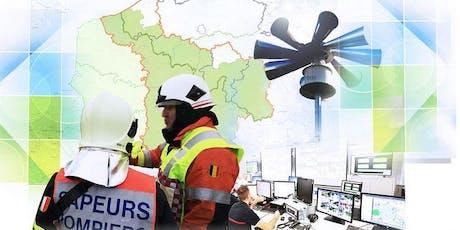 Ateliers transfrontalier  de sécurité civile (France - Belgique) billets