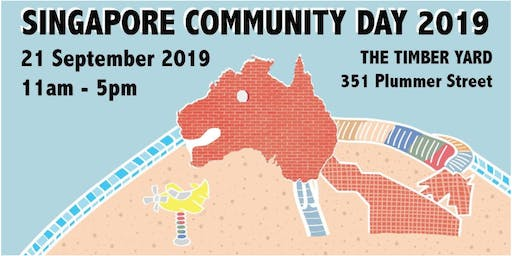 [Walk In] Singapore Community Day 2019