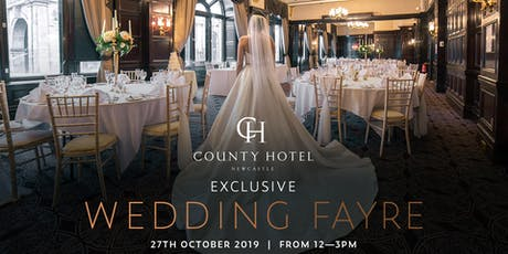 Exclusive Wedding Fayre tickets