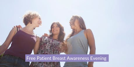 FREE Breast Health Education Evening tickets