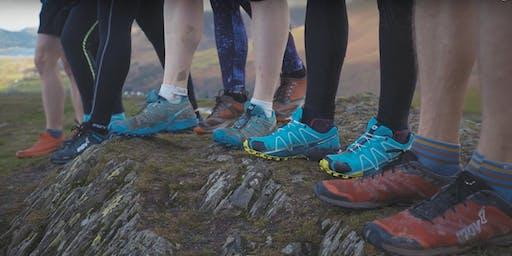How to start trail running (London)