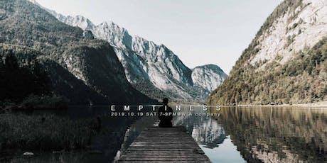 Emptiness tickets