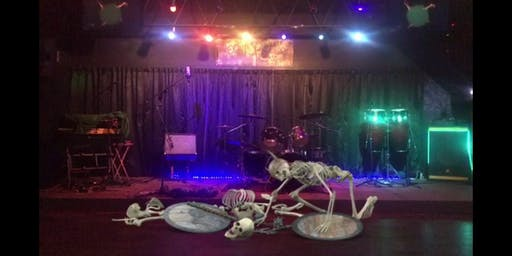 CHAKA live at Sonic Gardens 2019 Halloween HOWL