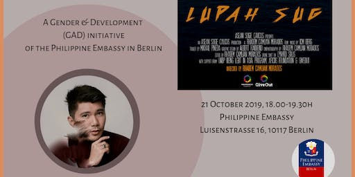 Lupah Sug: Free screening and discussion about Queer Muslims in the Philippines