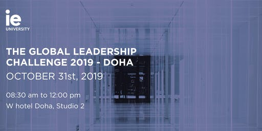 The Global Leadership Challenge 2019 - Qatar