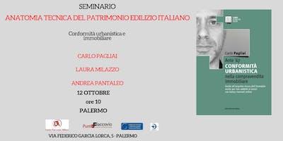 Seminario: Anatomia tecnica del patrimonio edilizio italiano