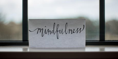 Mindfulness Workshops @ Langside Halls Yurt (Doors Open Days) tickets