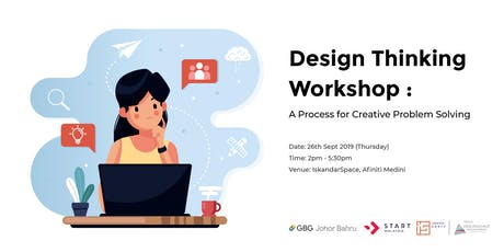GBGJB Design Thinking Workshop : A Process for Creative Problem Solving tickets