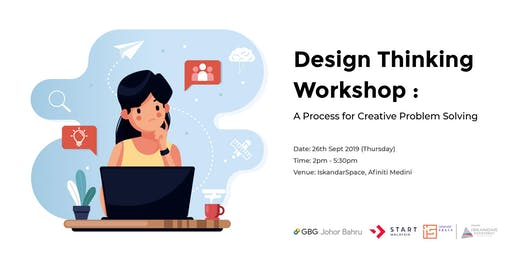 GBGJB Design Thinking Workshop : A Process for Creative Problem Solving