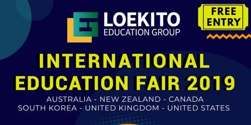 International Education Fair 2019
