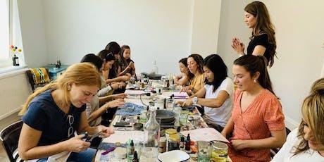 Natural Skincare Making Workshop London tickets