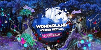 Wonderland Winter Festival - Techno Special