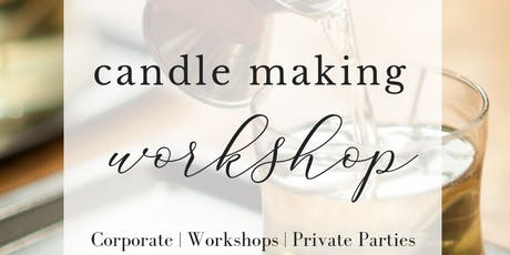 Fall Candle Workshop tickets