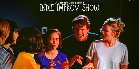 CCB's Indie Improv Night tickets