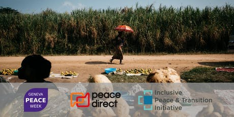Taking a locally-led approach to peacebuilding billets
