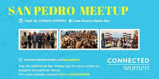 #ConnectedWomen Meetup - San Pedro (PH) - September 25