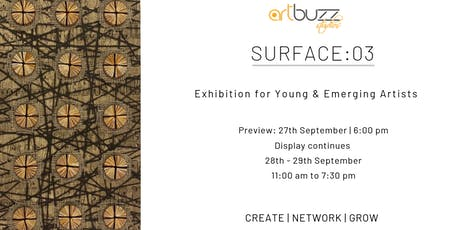 Surface: 03 (Art Exhibition) tickets