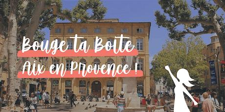 Réunion découverte du réseau business féminin à Aix en Provence billets