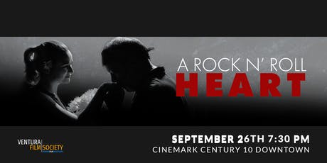 """A Rock N Roll Heart"" with Director and Cast Q&A tickets"