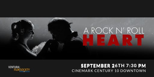 """""""A Rock N Roll Heart"""" with Director and Cast Q&A"""