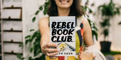 Rebel Book Club Fundraise Q&A tickets