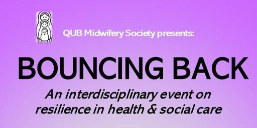 BOUNCING BACK - an interdisciplinary resilience event