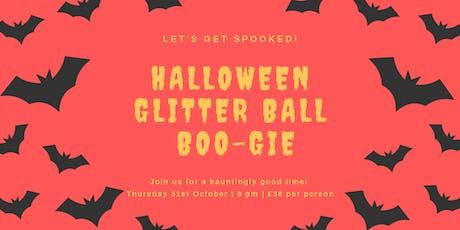 Halloween Glitter Ball Boo-gie tickets