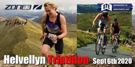 Helvellyn Triathlon tickets