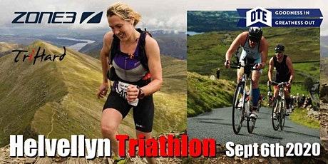 Helvellyn Triathlon tickets