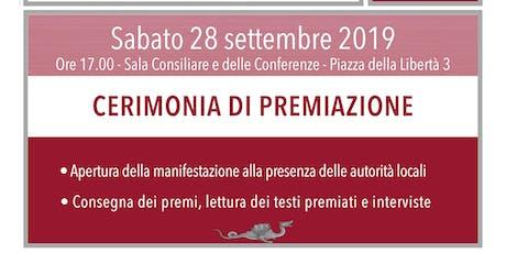 Premio Letterario Internazionale Lago Gerundo - 28 settembre Paullo biglietti