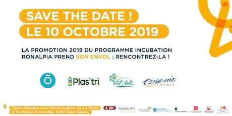 Soirée d'Envol Promotion Incubation Saint-Etienne 2019 billets