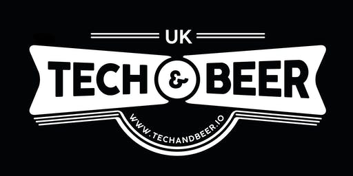 Cambridge Tech and Beer October