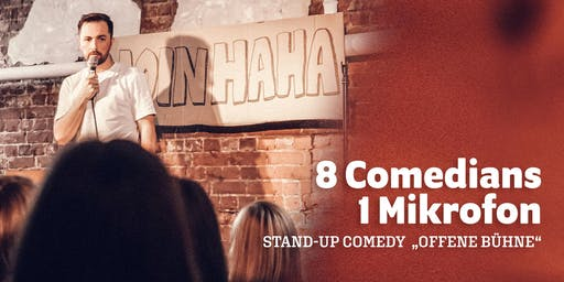 """Stand-up Comedy """"Offene Bühne"""""""