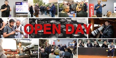 Open Day CORSI DI FOTOGRAFIA biglietti