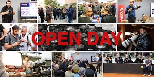 Open Day CORSI DI FOTOGRAFIA